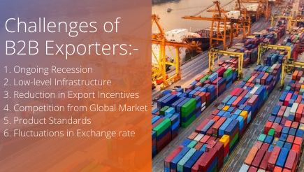get rid of challenges in exports and build a profitable exports business