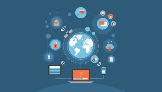 Internet's role in B2B Exports